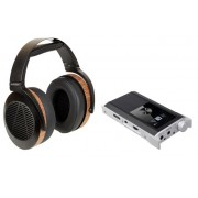 Комплект Audeze EL-8 Apple Open-Back + Teac HA-P90SD